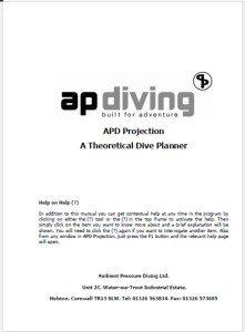 Dive-Planner