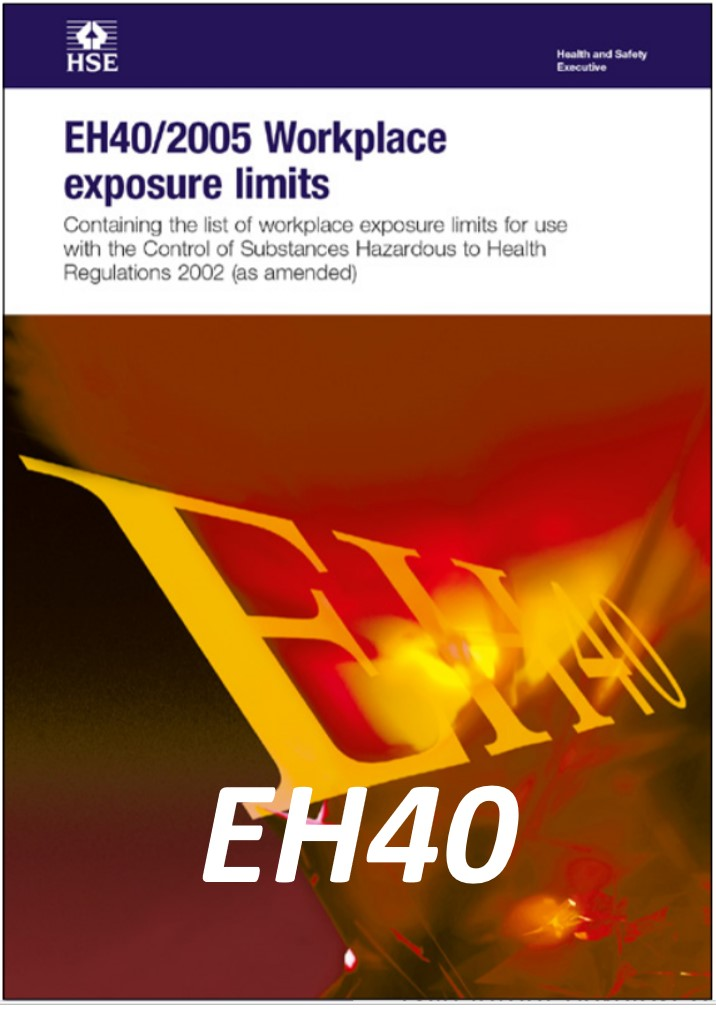 EH40 2005 Workplace exposure limits