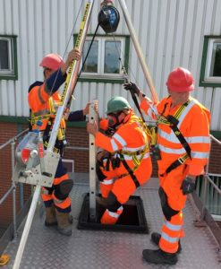In-house confined spaces training Lincolnshire