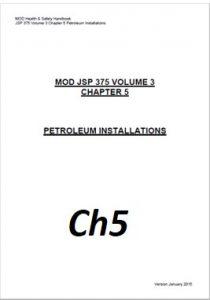 JSP375-Ch5-Petroleum-Installations