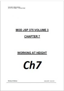 JSP375-Ch7-Working-at-Height