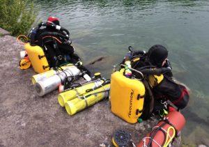 PSAI Explorer diver 75m