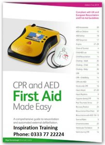 Qualsafe CPR and AED course