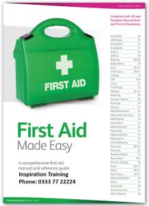 Qualsafe First Aid at Work courses