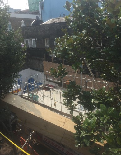 bespoke course for underpinning